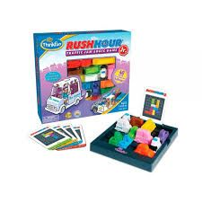 Librería Central - Rush Hour Jr. Thinkfun. Ravensburger