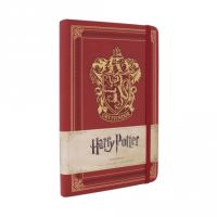 Librería Central - Gryffindor. Cuaderno Harry Potter