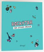 Librería Central - Carpeta archivadora. Rockstar in study mood. Mr. Wonderful