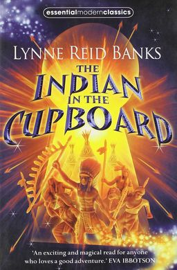 Librería Central - The Indian in the Cupboard
