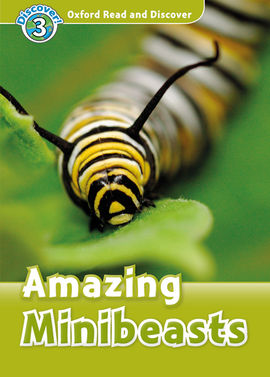 Librería Central - Oxford Read and Discover 3. Amazing Minibeasts MP3 Pack