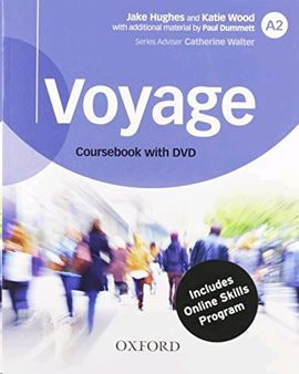 Librería Central - Voyage A2. Student's Book + Workbook+ Practice Pack without Key