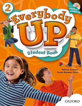 Librería Central - Everybody Up! 2. Student's Book + Audio CD Pack (9780194103374)