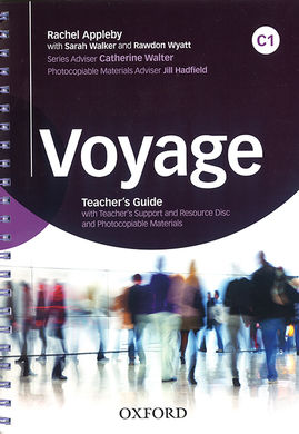 Librería Central - Voyage C1. Teacher's Book + Teacher's Resource Pack