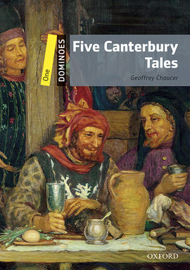 Librería Central - Dominoes 1. Five Canterbury Tales MP3 Pack