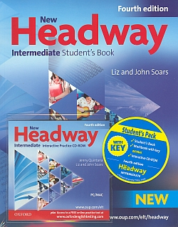 Librería Central - New Headway Intermediate 4th edition Pack SB+WB