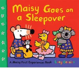 Librería Central - Maisy Goes on a Sleepover