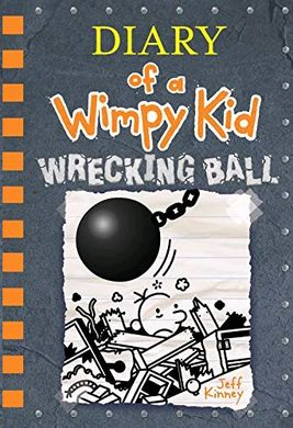 Librería Central - Diary of a Wimpy kid 14. Wrecking ball