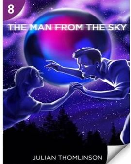 Librería Central - THE MAN FROM THE SKY (9781424046515)
