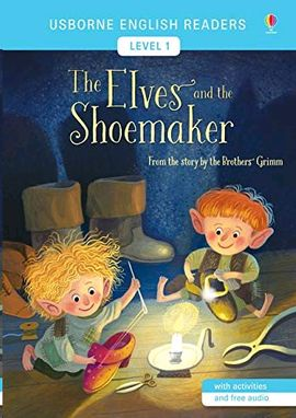 Librería Central - The elves and the shoemaker. Usborne English Readers, level 1