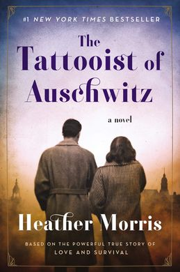 Librería Central - The Tattooist of Auschwitz