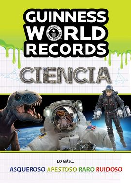 Librería Central - Guinness World Records. Ciencia
