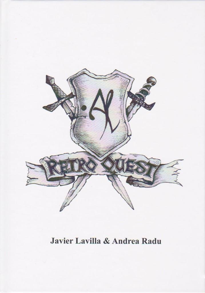 Librería Central - Retro Quest: El librojuego (9788409208869)