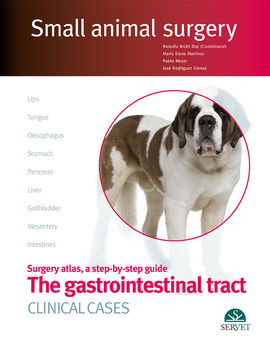 Librería Central - The gastrointestinal tract. Clinical cases. Small animal surgery