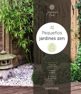 Peque os jardines zen 9788416641864 for Jardines zen pequenos
