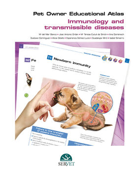 Librería Central - Pet Owner Educational Atlas. Immunology and transmissible diseases