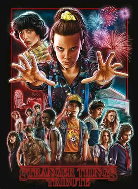 Librería Central - Stranger Things tribute (9788417557171)