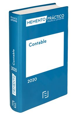 Librería Central - Memento Contable 2020 (9788417794958)