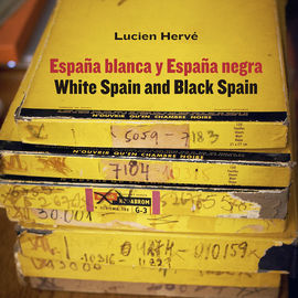Librería Central - Lucien Hervé. España blanca y España negra / White Spain and Black Spain