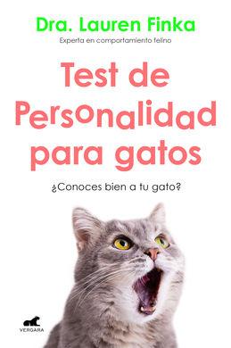 Librería Central - Test de personalidad para gatos (9788418045042)