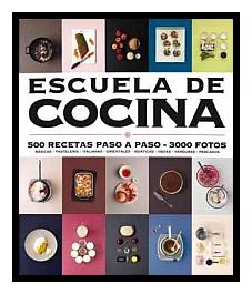 Escuela de cocina 9788425348655 - Escuela de cocina zaragoza ...