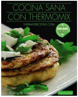cocina sana con thermomix 9788441538450
