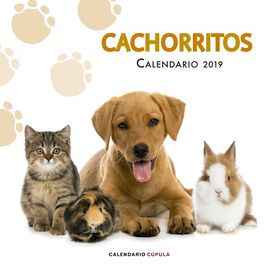 Librería Central - Calendario Cachorritos 2019