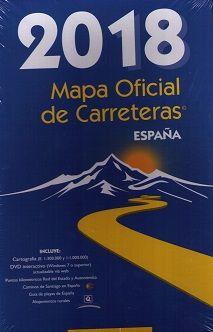 Mapa Carreteras España 2018.Mapa Oficial De Carreteras Espana 2018