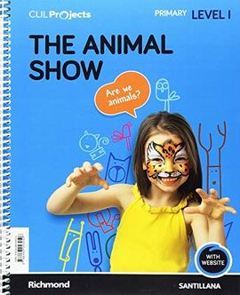 Librería Central - Clij Projects level I. Yhe animal show (9788468043050)