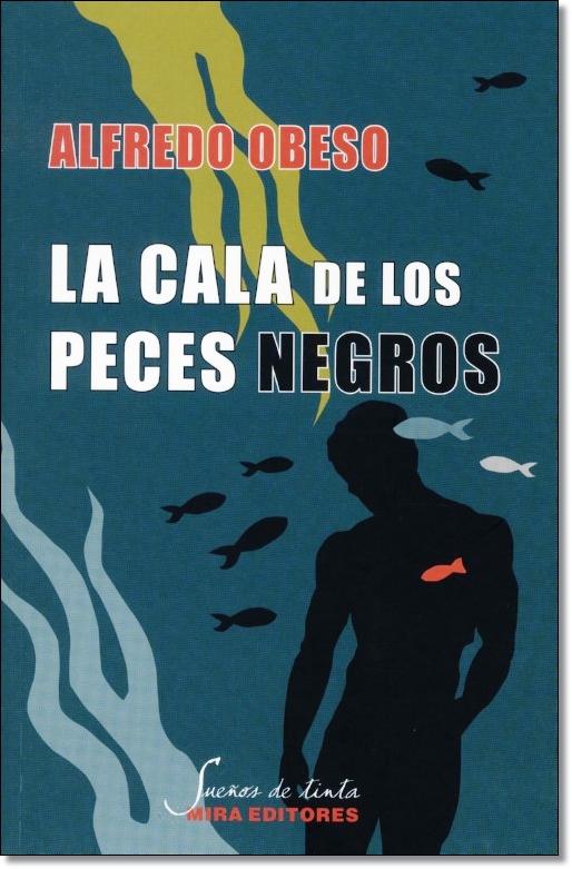 La cala de los peces negros
