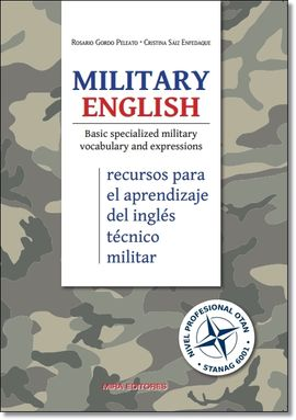 Librería Central - Military English. Basic specialized military vocabulary and expressions (9788484654100)