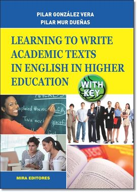 Librería Central - Learning to write academic texts in English in higher education (with key)