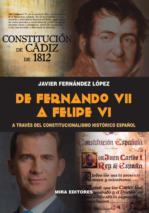 De Fernando VII a Felipe VI