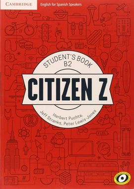 Librería Central - Citizen Z B2 Student's Book with Augmented Reality