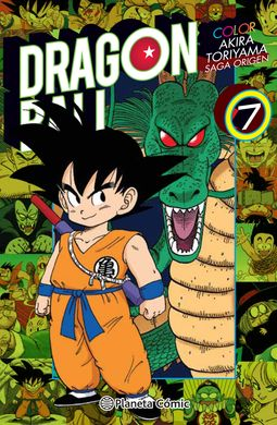 Librería Central - Dragon Ball Color Origen y Red Ribbon nº 07j
