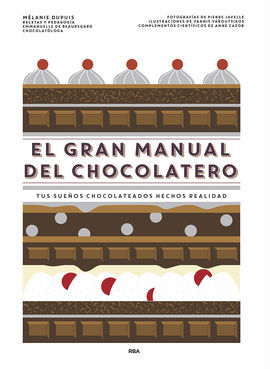 Librería Central - El gran manual del chocolatero