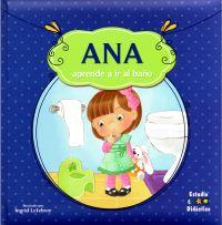 Ana aprende a ir al ba o 9788497868204 - Medicamento para ir al bano ...
