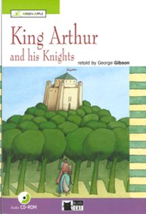 Librería Central - King Arthur and his Knights. Book and CD