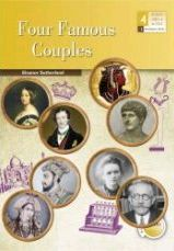 Librería Central - Four famous couples 4ºESO BAR (9789925303465)