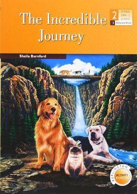Resultado de imagen de the incredible journey burlington